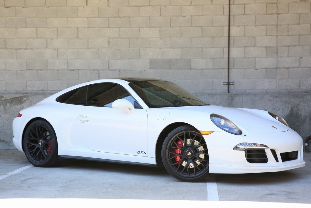 911 Carrera Gts >> Certified Pre Owned 2016 Porsche 911 Carrera Gts