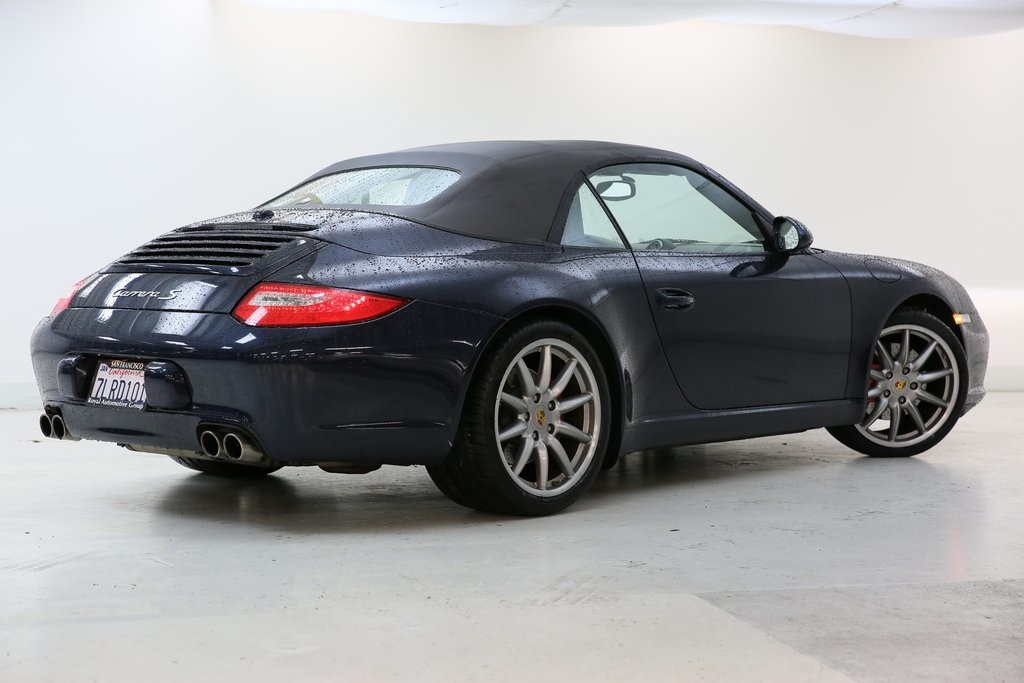 Certified Pre-Owned 2011 Porsche 911 Carrera S