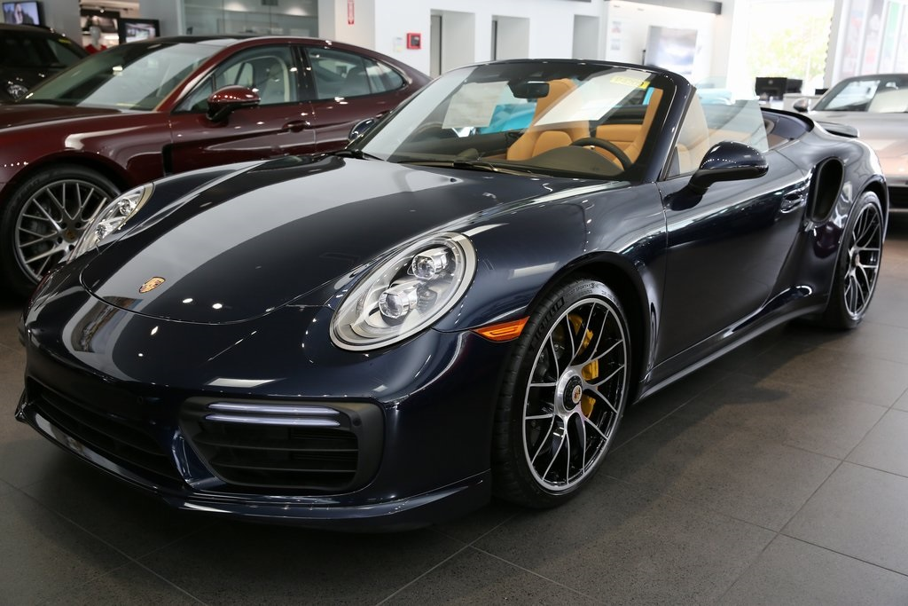 New 2019 Porsche 911 Turbo S 2d Cabriolet In Mill Valley P4209