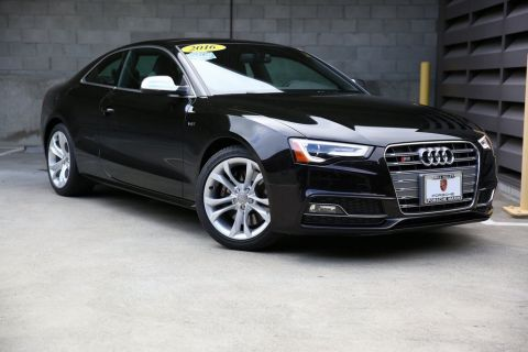 Pre-Owned 2016 Audi S5