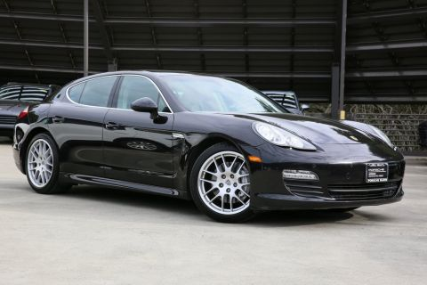 Certified Pre-Owned 2012 Porsche Panamera S