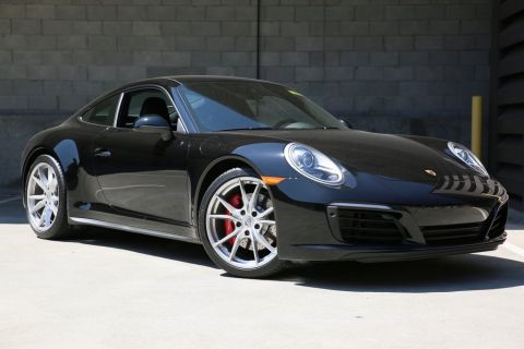 New 2018 Porsche 911 Carrera 4S