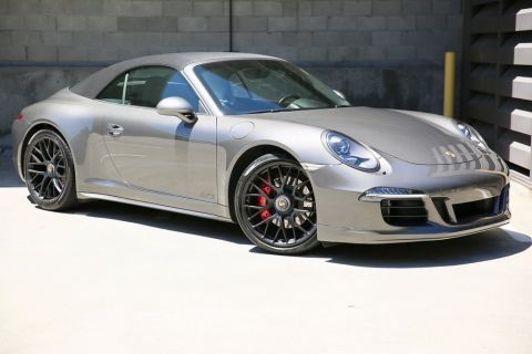 Certified Pre-Owned 2016 Porsche 911 Carrera GTS
